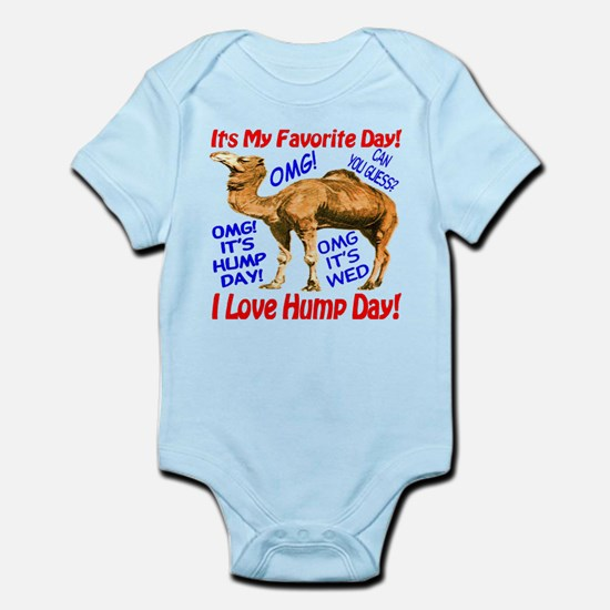 Hump Day Camel Best Seller Infant Bodysuit
