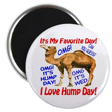 Hump Day Camel Best Seller Magnet