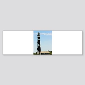 Cape Lookout Lighthouse Bumper Sticker