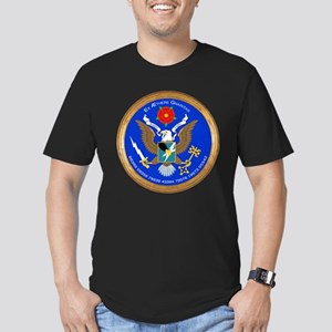 The Great Army SIGINT Seal Men's Fitted T-Shirt (d