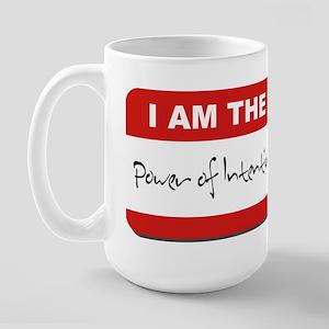 The Power of Intention Large Mug