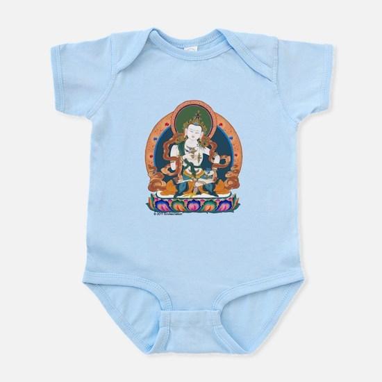 Vajrasattva Infant Bodysuit