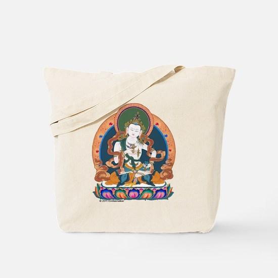 Vajrasattva Tote Bag