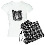 Rough Collie Women's Light Pajamas