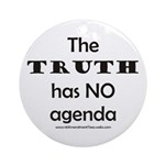 TRUTH Ornament (Round)
