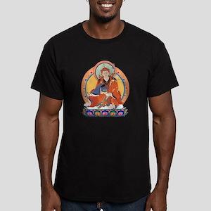 Guru Rinpoche/Padmasambhava Men's Fitted T-Shirt (