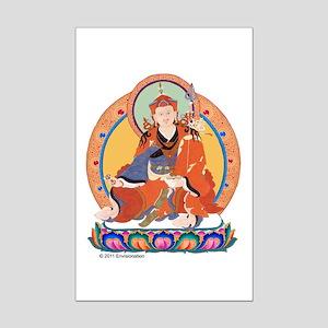 Guru Rinpoche/Padmasambhava Mini Poster Print