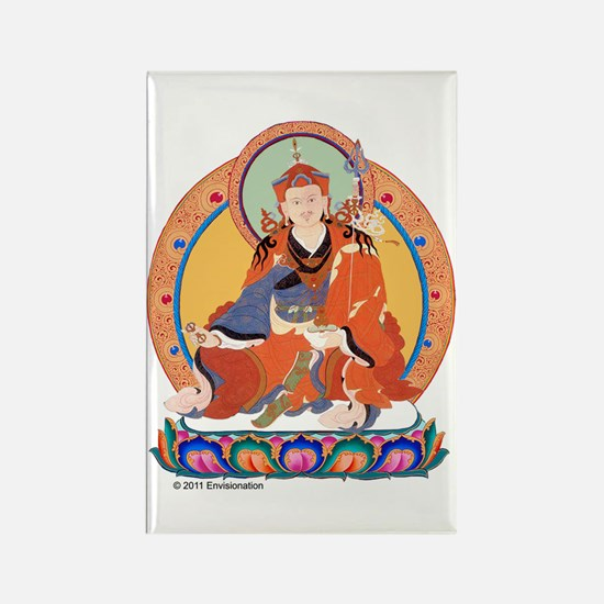 Guru Rinpoche/Padmasambhava Rectangle Magnet