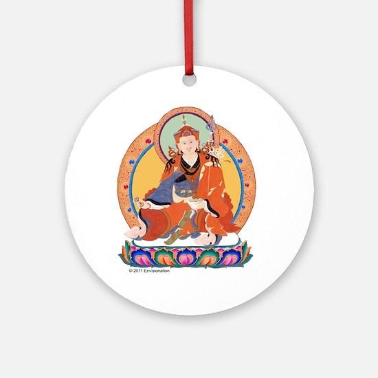 Guru Rinpoche/Padmasambhava Ornament (Round)