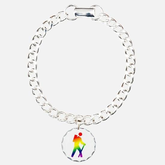 Hiker Pride Bracelet