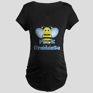 Pre-K Graduation Maternity Dark T-Shirt