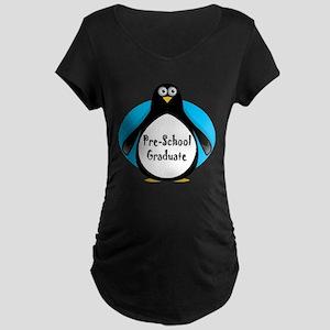 Pre-School Graduation Maternity Dark T-Shirt