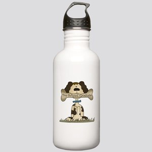 Pre-School Graduation Stainless Water Bottle 1.0L