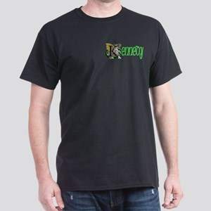 Kennedy Green 2 Celtic Dragon Dark T-Shirt