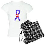 Periwinkle Hope Women's Light Pajamas