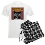 duplicate bridge player gifts Men's Light Pajamas