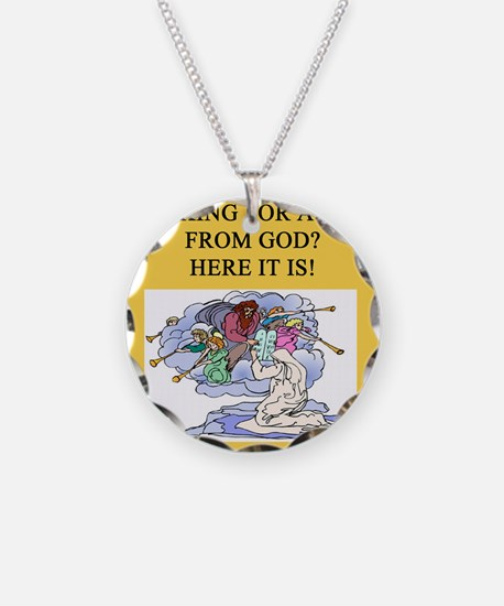 christian t-shirts gifts Necklace