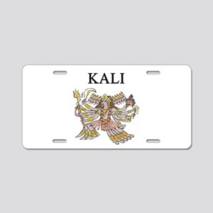 hindu gifts t-shirts Aluminum License Plate
