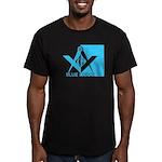 Blue Lodge Men's Fitted T-Shirt (dark)