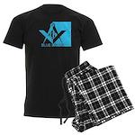 Blue Lodge Men's Dark Pajamas