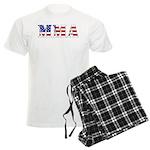 MMA USA Men's Light Pajamas