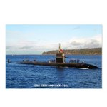 USS CHICAGO Postcards (Package of 8)