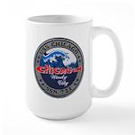 USS CHICAGO Large Mug