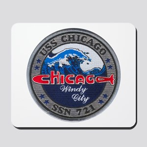 USS CHICAGO Mousepad