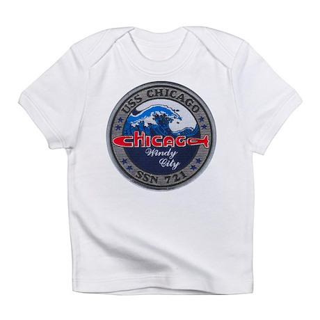 USS CHICAGO Infant T-Shirt