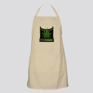 Marijuana Soveriegn Apron