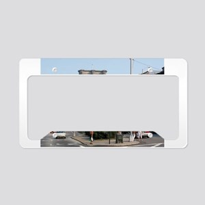 NYC Sites License Plate Holder