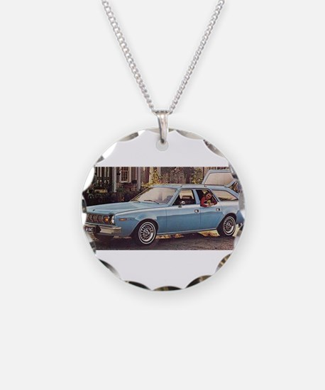 Hornet Wagon Necklace