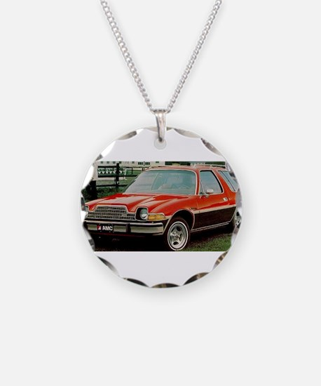 AMC Pacer Wagon Necklace