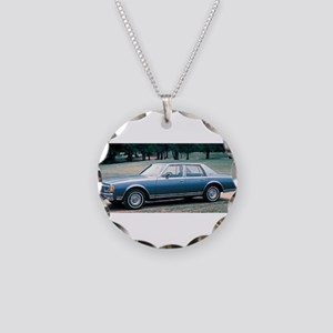 77 Caprice Necklace Circle Charm