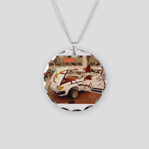 Tempo Lowrider Necklace Circle Charm
