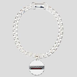 Viper Charm Bracelet, One Charm