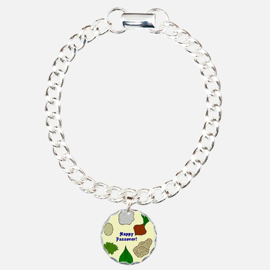 Seder Plate Bracelet