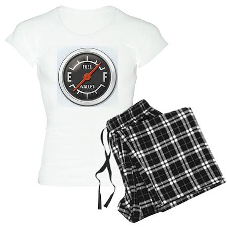 Gas Gauge Women's Light Pajamas