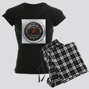 Gas Gauge Women's Dark Pajamas