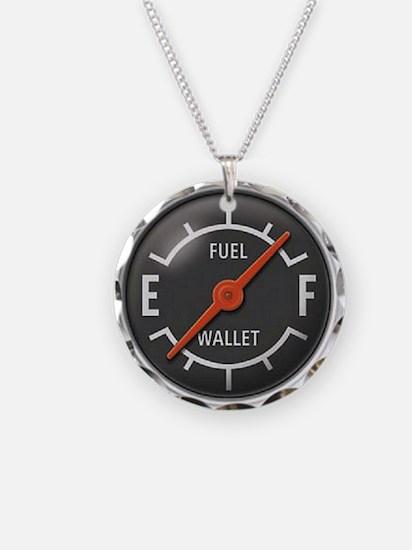 Gas Gauge Necklace