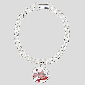 Great Chef Charm Bracelet, One Charm