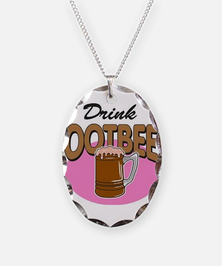 Drink RootBeer Necklace