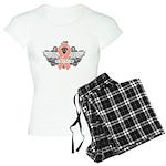 Uterine Cancer Survivor Women's Light Pajamas