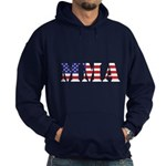 MMA USA Hoodie (dark)