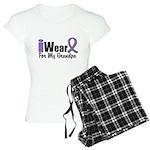 Hodgkin's Grandpa Women's Light Pajamas