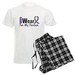 Hodgkin's Partner Men's Light Pajamas