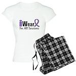 Hodgkin's Survivors Women's Light Pajamas