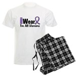 Hodgkin's Warriors Men's Light Pajamas