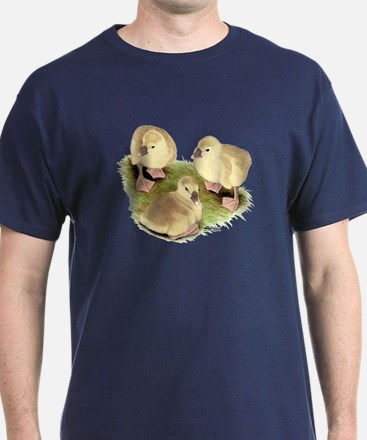 Buff African Goslings T-Shirt