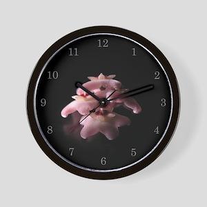 PinkFluff Wall Clock